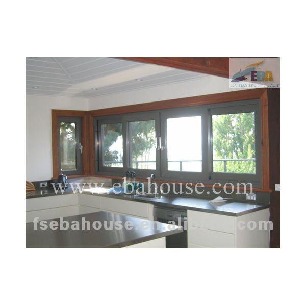 Finestra scorrevole in alluminio finestra in alluminio con for Finestra scorrevole 4 metri