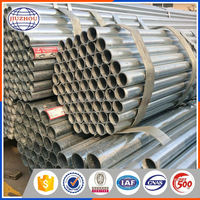 hot sale promotion price of galvanized steel pipe support