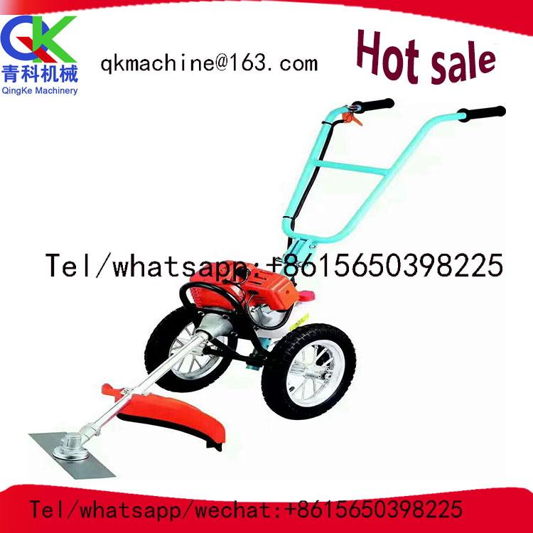 Electric double handle Weeding machine/weeder for agriculture farmland