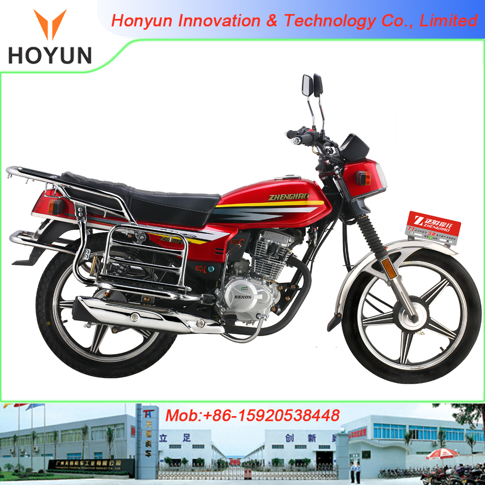 With Big footrest Loncin Haojin DAYUN CGL125 motorcycles