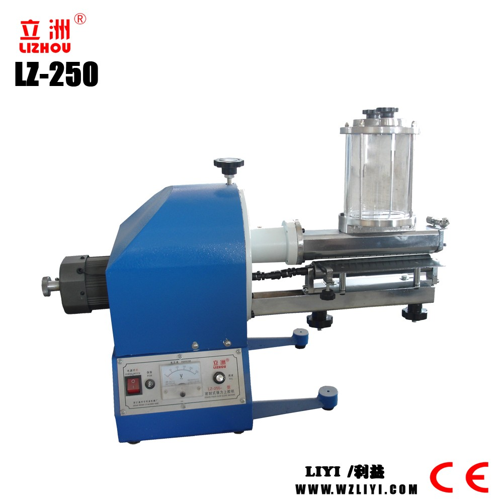 LZ-250 Hot Sale Glue Machine for paper with low price