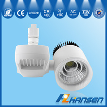 Adjustable Fast delivery 80lm/W cri80 global 20W led track light
