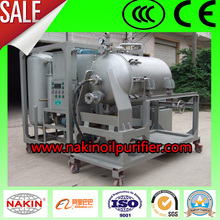 Waste Motor Oil Regenerate Reusing System --JZS Vacuum Oil Purification