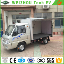 Chinese Mobile/Electric Courier Truck / electric c argo van With EEC Approval