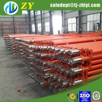 carbon steel Galvanized adjustable scaffolding prop /shoring