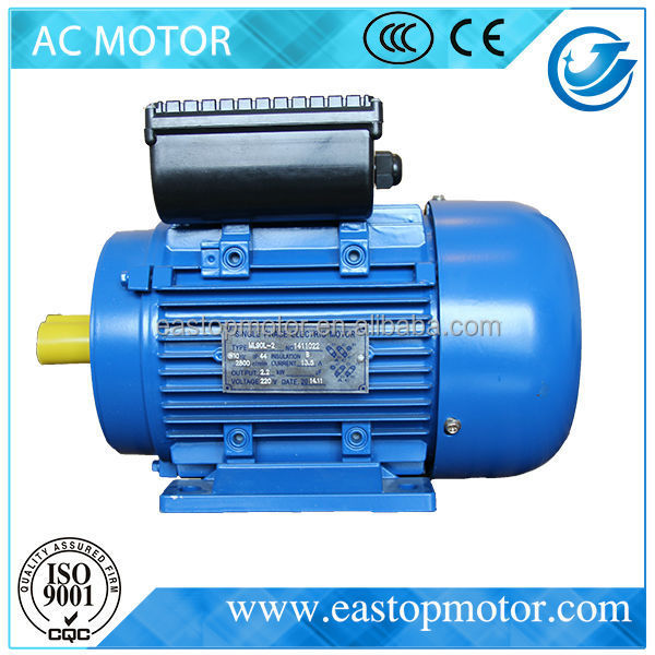 CE Approved ML spg induction motor for pumps with aluminum housing