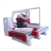 hot sale high speed furniture wood carving cnc router machine Nc5345 control system woodworking multi-step 1325 atc cnc router