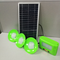 Portable Lithium Solar Energy Kit