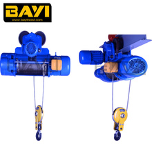 CD1 electric truck hoist winch cable running hoist 0.5T,1T,2T,3T,5T,7.5T,10T