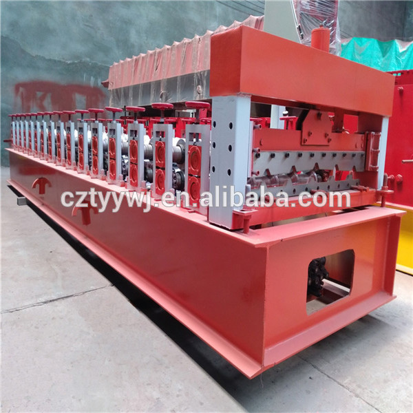 south africa market IBR sheet metal roof panel roll forming machine