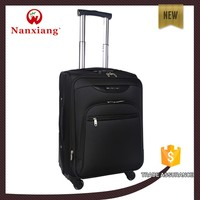 "special offer large quantity export 28"" soft nylon trolley luggage"