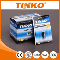 1.5v LR1 alkaline battery with long duration