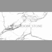 24X48 Calacatta Marble Look Large White Porcelain Flooring Tiles
