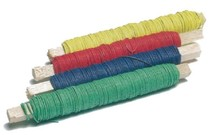 High tenacity Hot style to sale 0.3-2.0mm colorful paper yarn/ paper rope/ paper raffia on paper cone