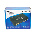 SYTA S2013B hd Car DVB-T2 tv box digital satellite receiver 2 Tuner 2 Antenna USB car dvb-t2 hd speed tuner
