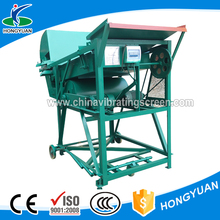 Throwing sunflower seed cleaning sieves machine