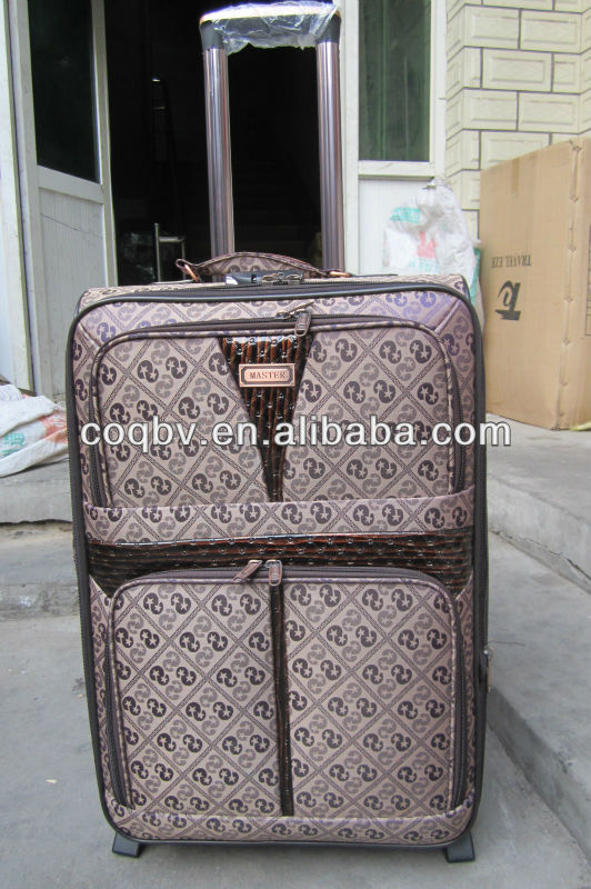 New Designed EVA Trolley Case Luggage Bags/Suitcase/ 4pcs Trolley luggage