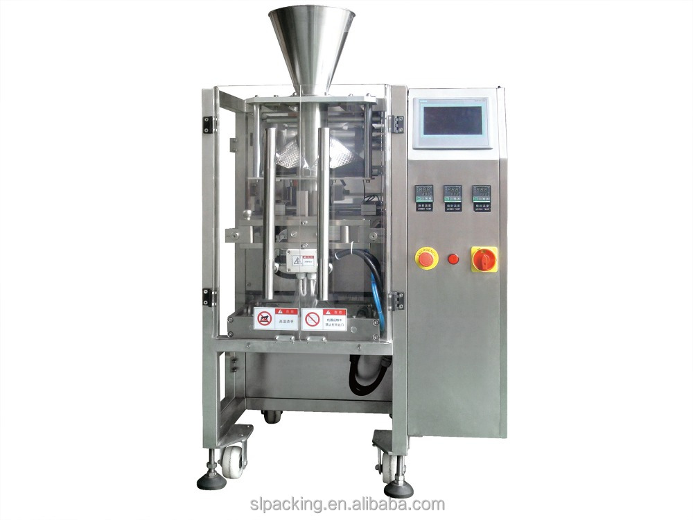 30-500g Plastic Compositive Film/PE film vertical automatic food packing machine