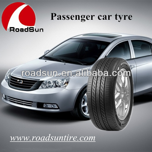 Economic solid rubber tires for car