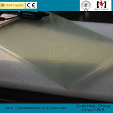 20 years experience/Alibaba trade assurance building translucent laminated glass GM-5574