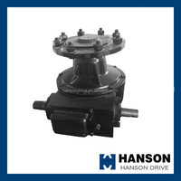 Wheel Drive Gearbox W740U for Irrigation Systems