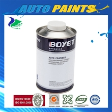 Professional Supplier Car Refinish Spraying 2K Automotive Paint Free Samples Available