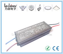 Best Selling Products 20w Constant Current Led Driver Led Strip Light Power Supply 70v Waterproof Electronic Led Driver