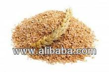 wheat bran (for cattle and horse)