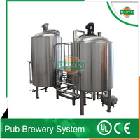 home business 100L stainless steel beer brewing equipment