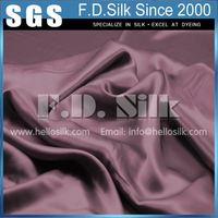 Hellosilk Hot selling!!! Economical real best silk fabric