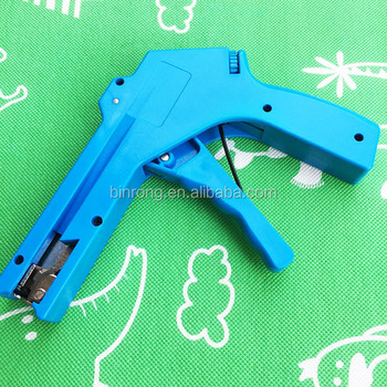 LY-600A 2.4-4.8MM Nylon Cable Tie Gun Fastening Tool