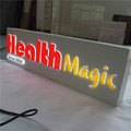 Custom acrylic frame light box for advertising boards signs