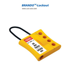 BO-K44 Nylon <span class=keywords><strong>HASP</strong></span> <span class=keywords><strong>lock</strong></span>-out 3 MM Manille