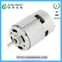 12V Blender DC Motor 12V Micro DC Motor High Speed High Torque RS750