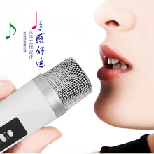 Car FM wireless Microphone bluetooth technology combination high quality no sound delay when sing or record songs on mobile phon