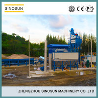 Asphalt Mixing Plant Supplier,Asphalt Batch Mix Plant From 40TPH To 400TPH