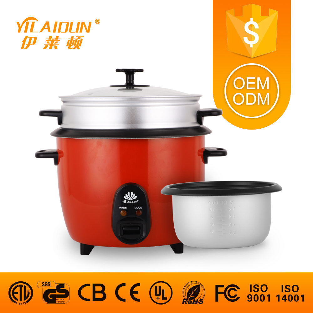 Wholesale red tempered glass cooking pot