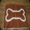 China products microfiber chenille pets rugs