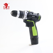 12V Li-ion battery cordless electric drill for wood or wall etc.