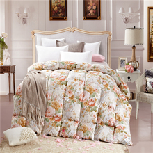 high quality goose down filling comforter