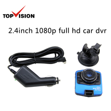 2.4inch 4k manual 1080p full hd black box camera car-dvr firmware mini hidden xiaomi yi car dvr korea hd car k6000 camera dvr