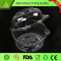 wholesale plastic cake domes containers