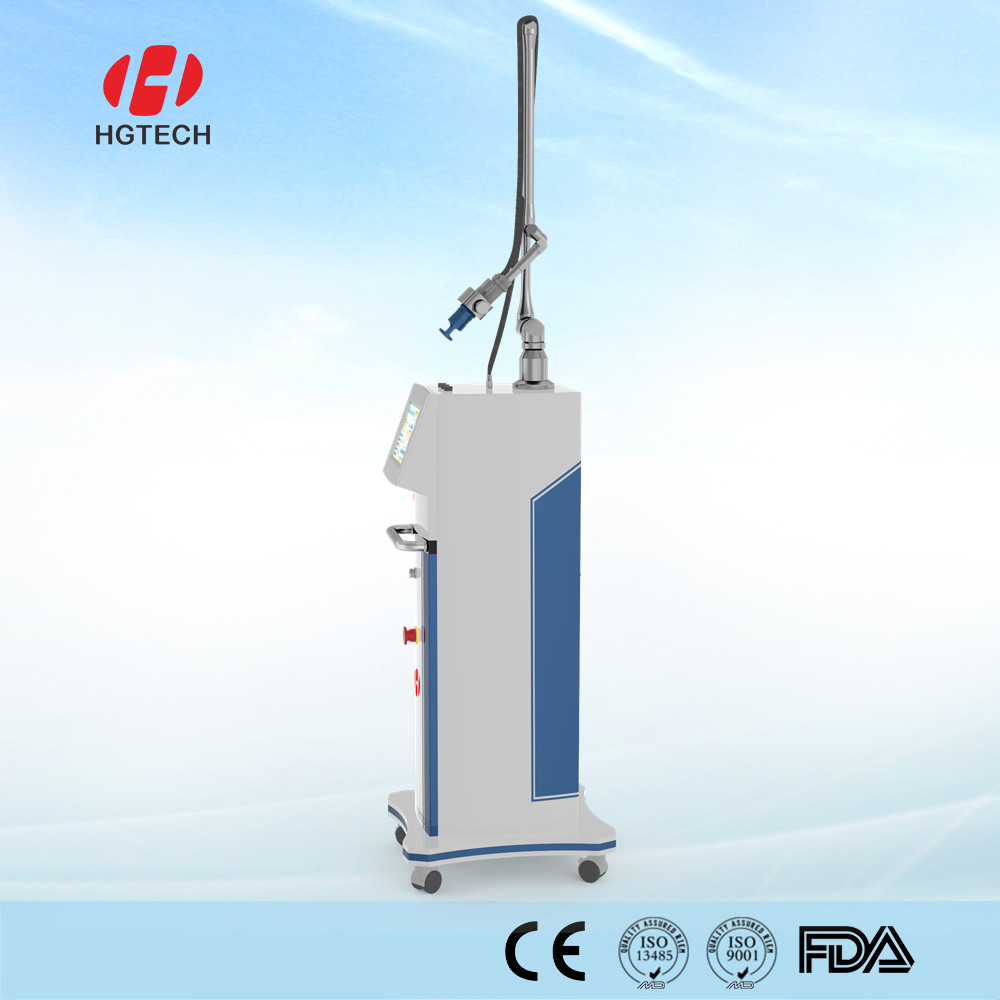 Beauty & personal care laser vaginal laser co2 contraction view co2 fractional equipment with CE certificate