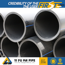The latest ISO4427 standard hdpe pipe standard length 250 mm