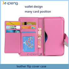 2017 Accessories Fashion Style leather flip Magnet Cover Cell Phones Bag Case For Samsung Galaxy S6