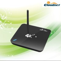 Cloudnetgo rk3288 2D/3D GPU 2G 8G google android tv box with 1.8GHZ quad core cup 4K out facebook skype youtobe act in set top b
