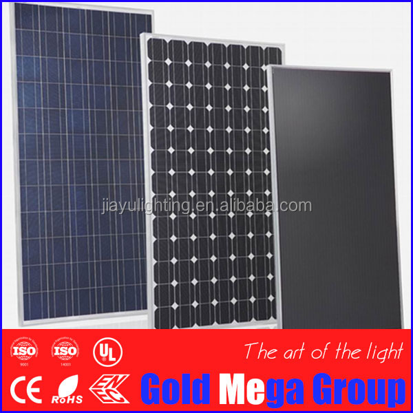 High Power Solar Equipment 250w PV Solar Panel/High Quality poly Solar Panel Module 250 Watt