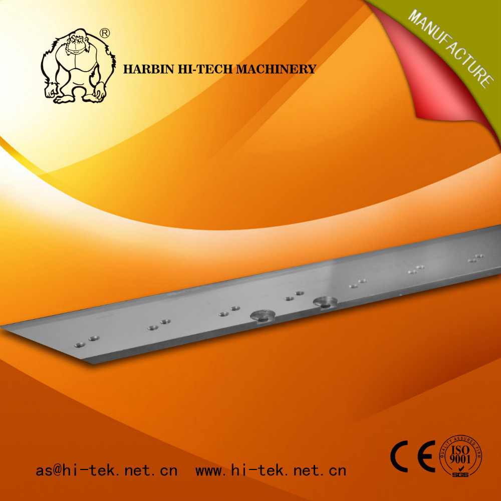 High quality Paper guillotine cutting knife
