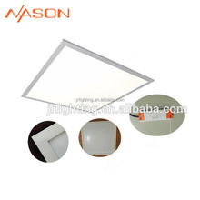 600x600 Aluminum Alloy Lamp Body Material and Panel Lights Item Type led panel light