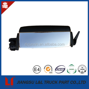 low price truck side mirror of car rear view mirror for man tgx tga